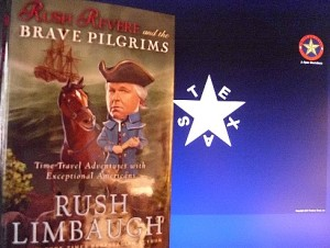 Rush Revere book