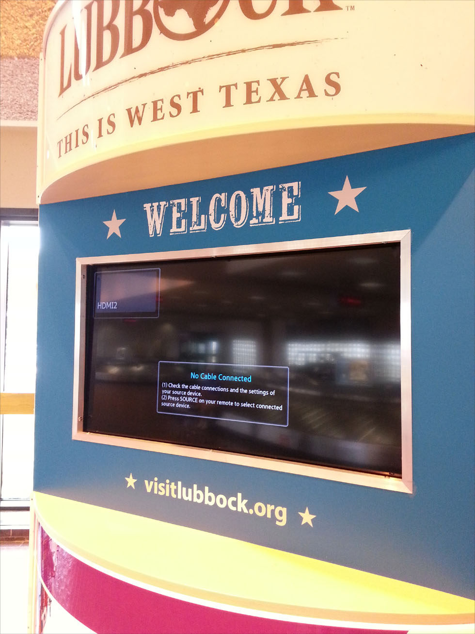 Lubbock Airport Unplugged Your Money Not At Work Pratt On Texas