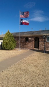 image: Adres Balderrama celebrates Texas