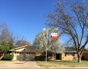 image: Fred Howell celebrates Texas
